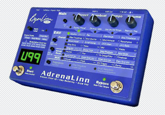 Linn Adrenalinn1 in Free Drum Samples - Linn Adrenalinn V1